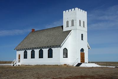Retlaw Church