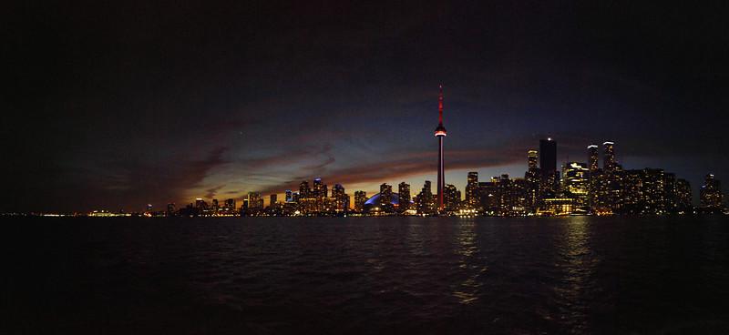 TorontoSunsetPanoramic10