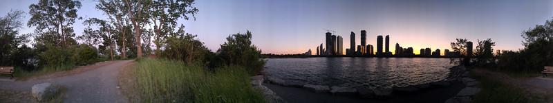 TorontoSunsetPanoramic13