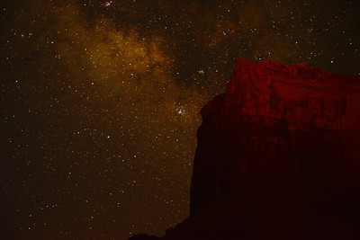 Stars, Monument Valley