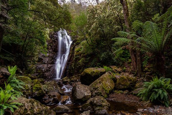 Mathinna Falls, Tasmania.
