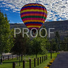 Up up and away in Winthrop, WA