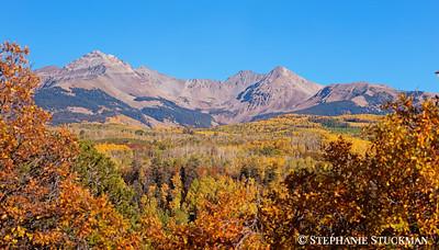 LaPlata Mountain Range
