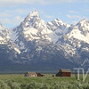Mormon Row, and the majestic Grand Tetons