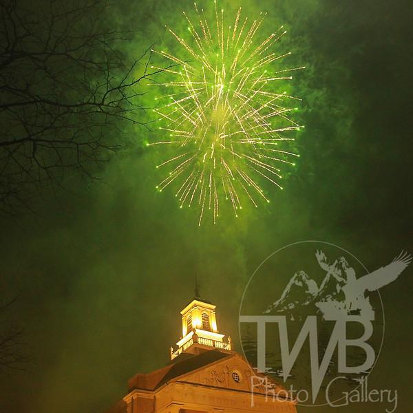 Fireworks in Kirkwood #2