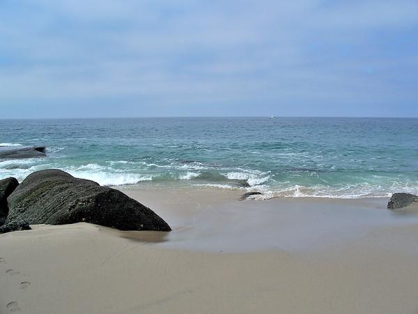 Pacific Ocean, California, 2007