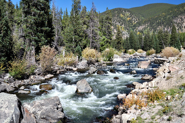 River, CO