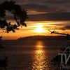 Birch Bay sunset, Washington state, Pacific ocean