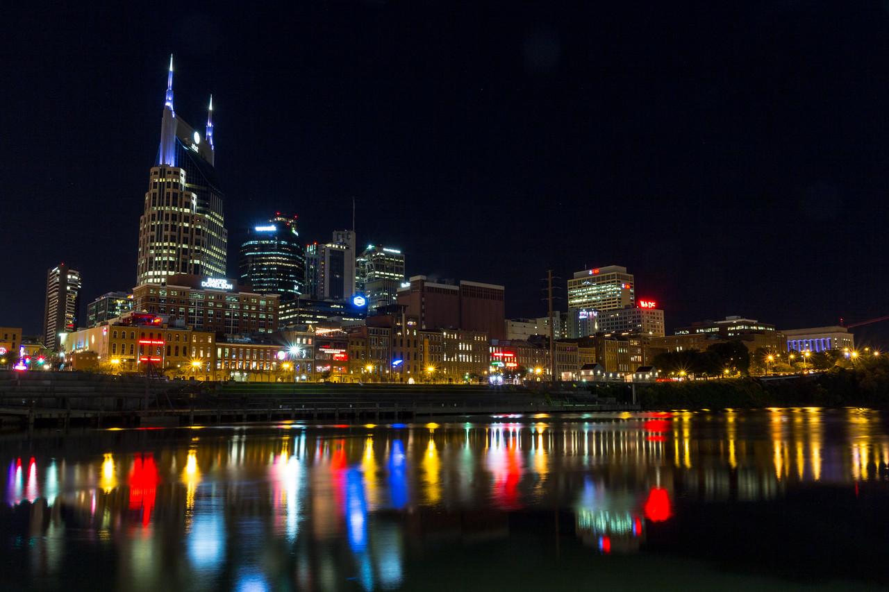 Riverfront, Nashville, Tn