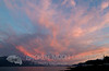 Pastel  Fire: The kind of sunrise that brings strangers together in admiration and awe..