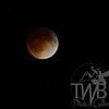 blood moon eclispe