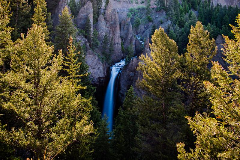 Tower Falls Yellowstone