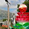 Chinese Lantern Festival at the Missouri Botanical Gardens, St. Louis , Missouri