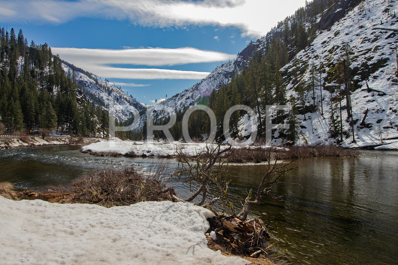 Off highway 2 by Leavenworth