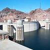 Hoover Dam, building the bridge