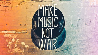 Make Music Not War, 12th South