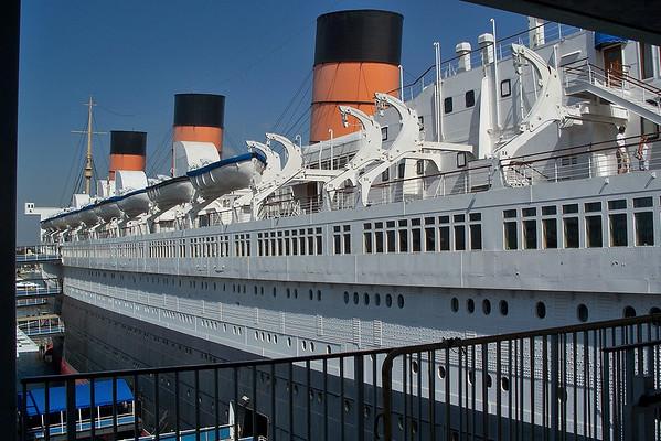 Queen Mary, California