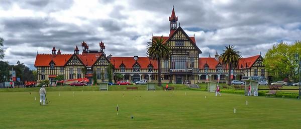 Rotorua City Hall - NZ