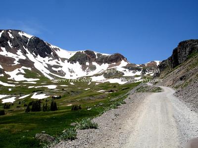American Basin, Cinnamon Pass 092