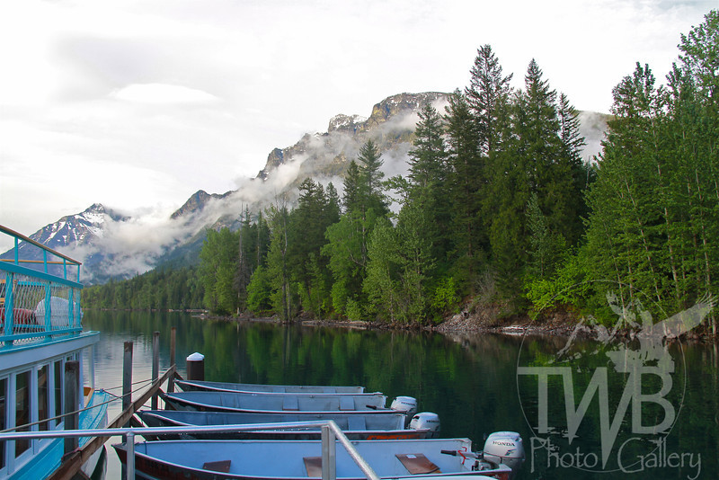 Lake McDonald Glacier N.P.