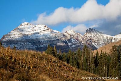 LaPlata Mountains