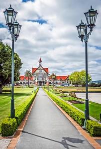 Rotorua City Hall NZ