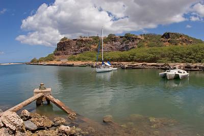 Haleolono Harbour