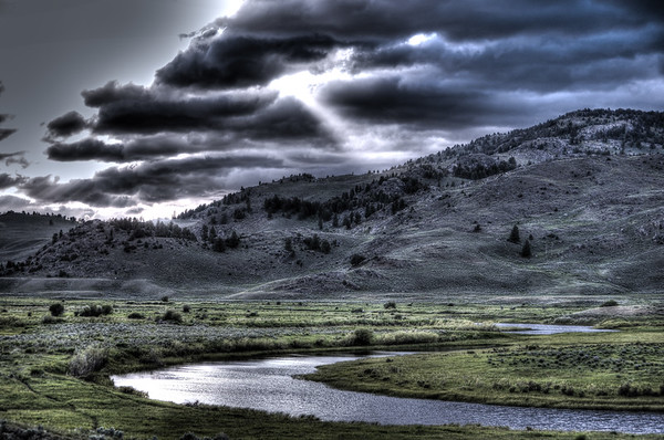 Creepy Yellowstone