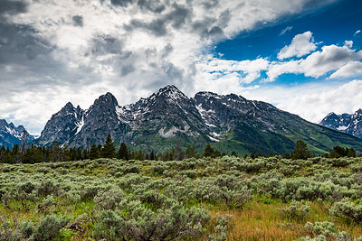Yellowstone and Grand Teton NP