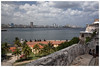 Havana Skyline from Morro Castle