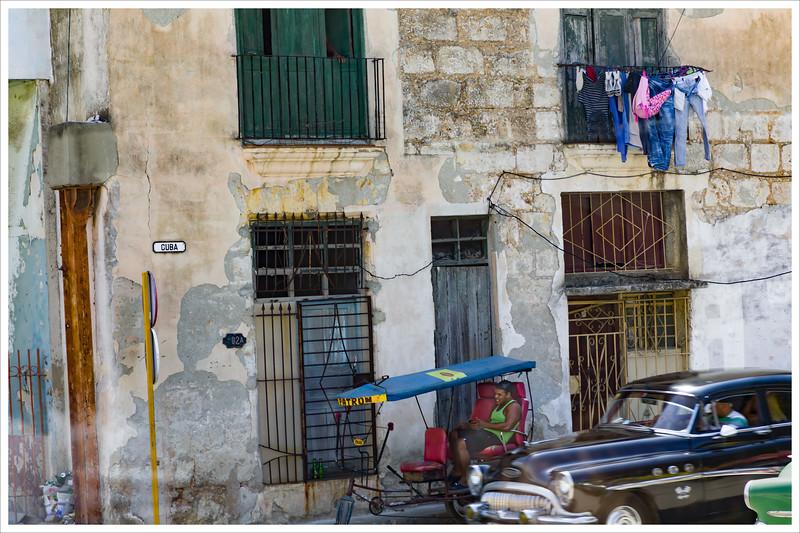 The Norm in Old Havana