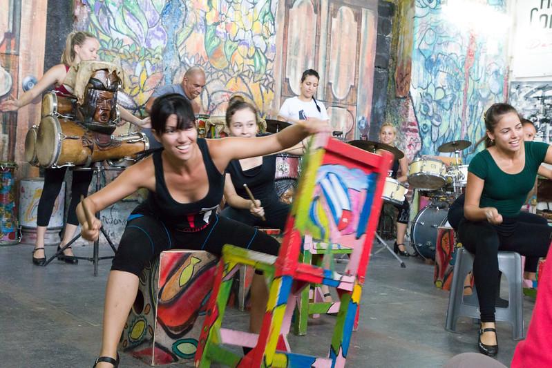 Habana Compass Drummers II