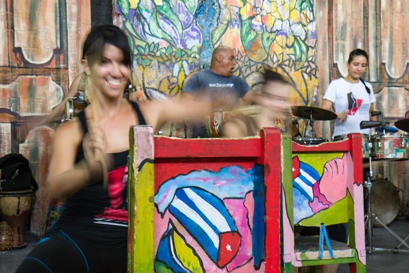 Habana Compass Drummers III