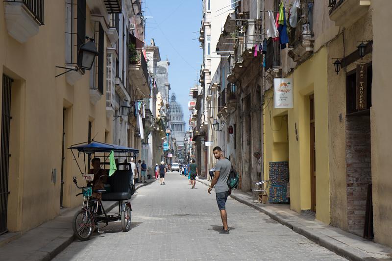 The Feel of Havana Streets