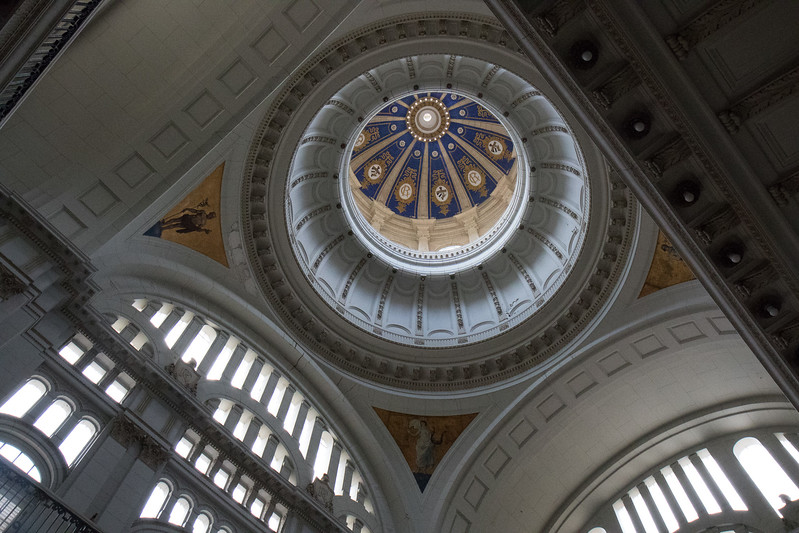 The Ceiling of the Museum