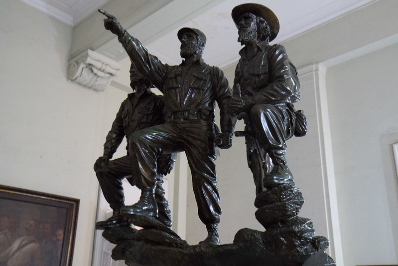Statue of Leaders of the Revolution
