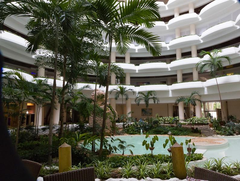 Varadero Hotel lobby