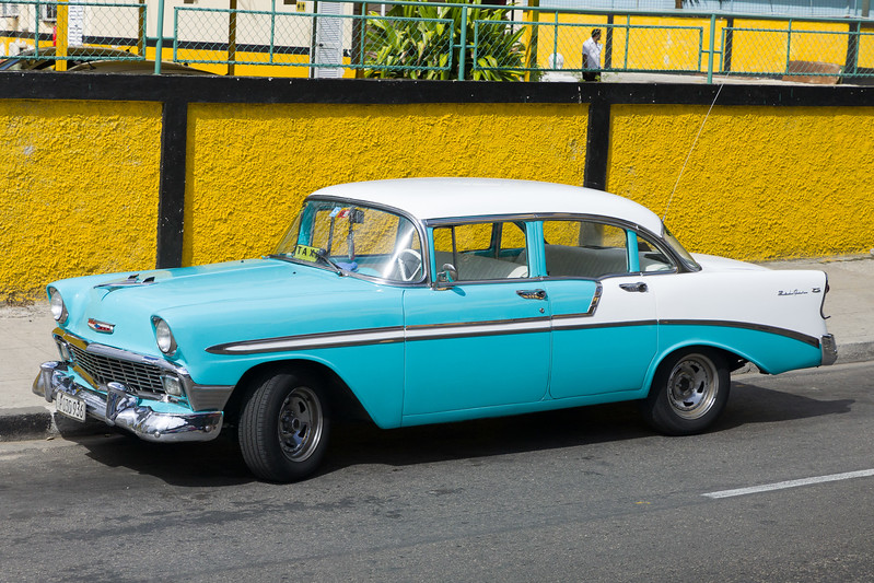 Late 50's Chevy
