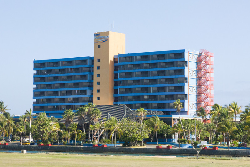 Resort on the Varadero peninsula