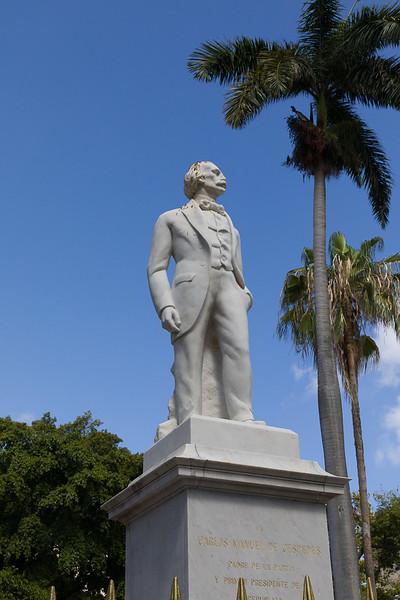 A Carlos Manuel De Caspedes