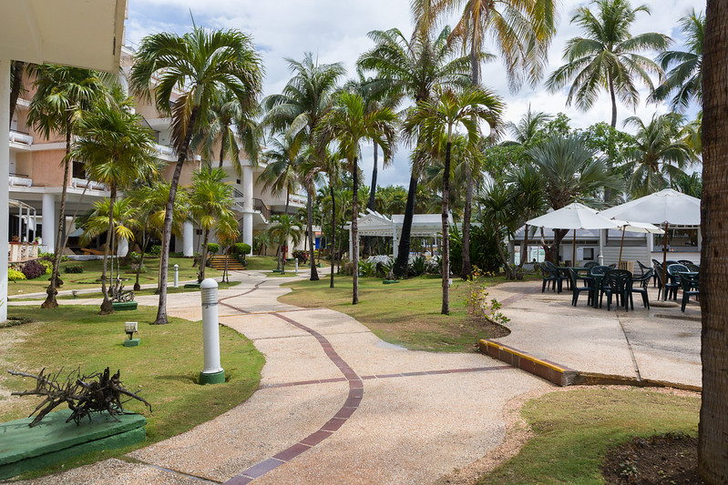 Resort grounds 2