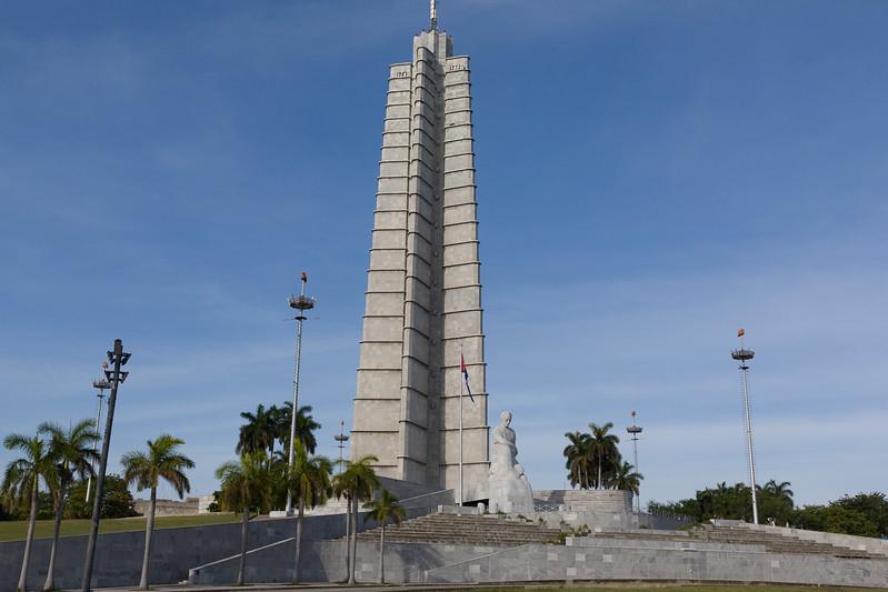 Vedado at Plaza de la Revolucion, Havana
