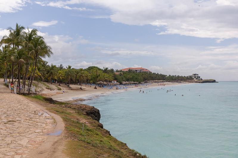 Coastline of the resort 2
