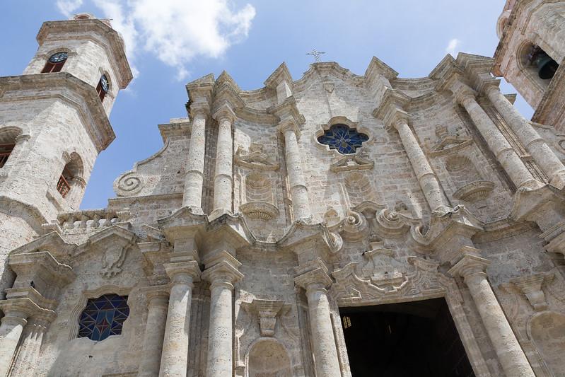 Cathedral de la Havana