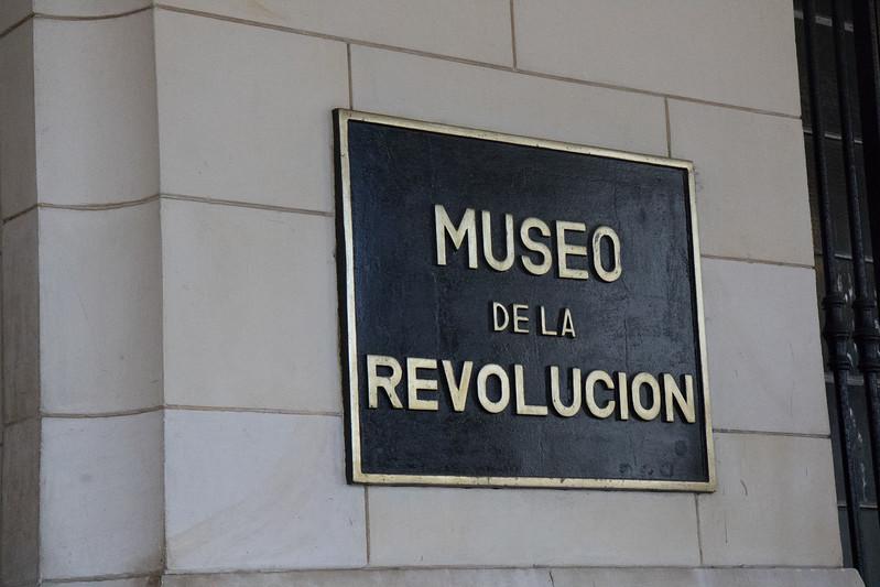 Museum of the Revolution in Havana
