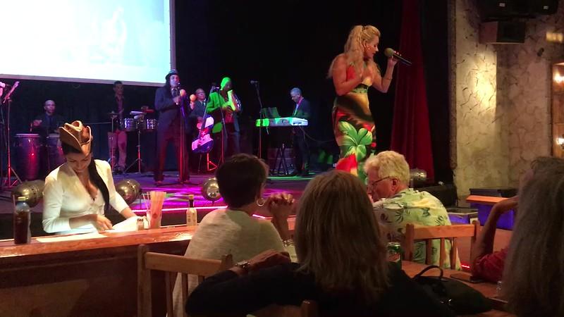 Havana Jazz Club Video