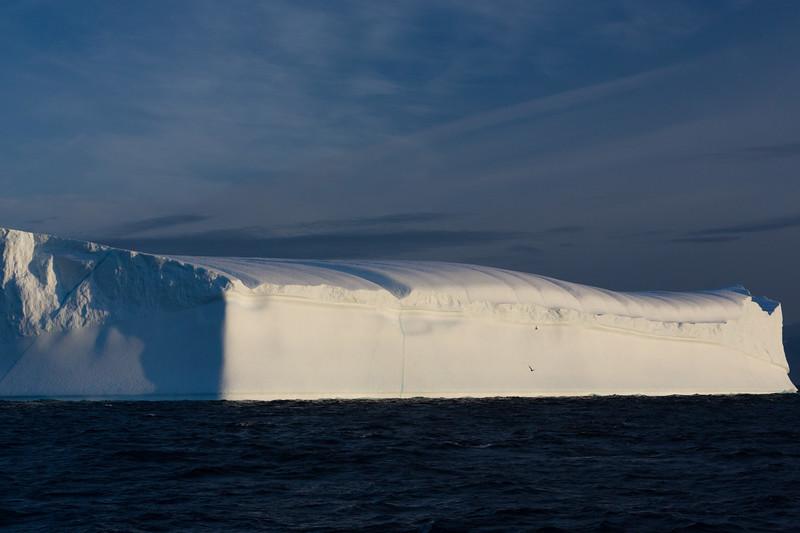 Square City Block Iceberg