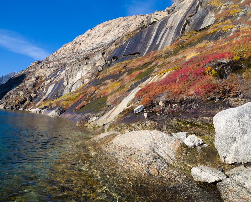 Appat Island Cliff