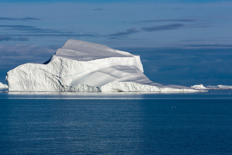 Tapered Iceberg