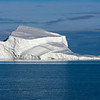 Tapered Iceberg